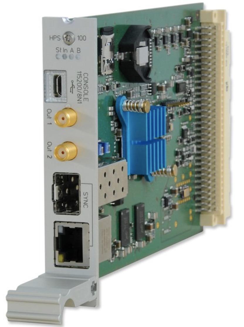 曼博格PTP板卡模块HPS100