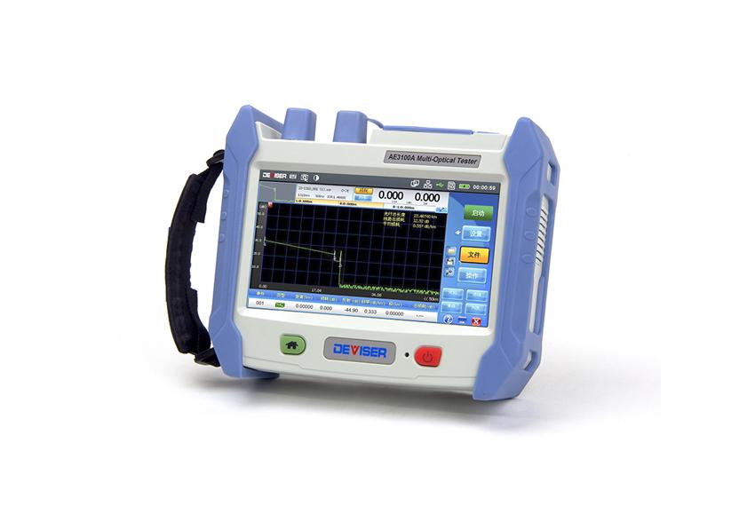 AE3100系列 光时域反射分析仪(OTDR)