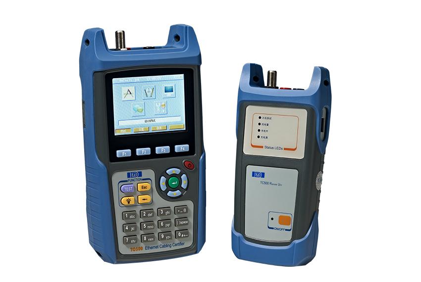 TC500 以太网综合布线测试仪